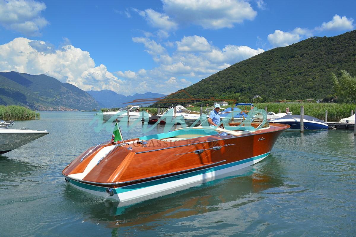 Sarnico Classic Boats – Riva Aquarama (1)